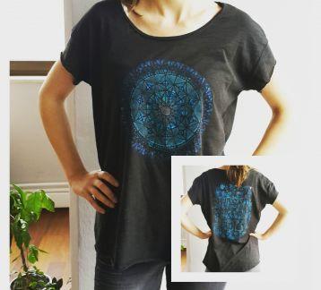 T-shirt code 19