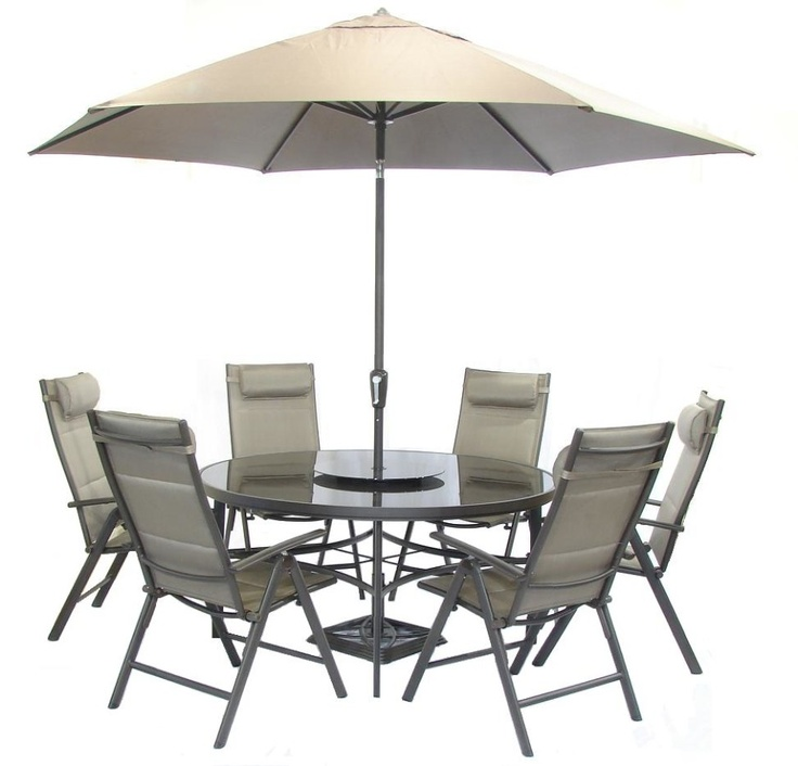 elegant classy cast aluminum outdoor furniture elegant cast aluminum outdoor furniture set bidycandy - Garden Furniture 6 Seater Round