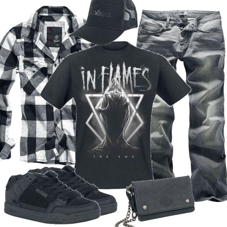 Räumungspreis genießen zum halben Preis autorisierte Website Black Premium by EMP - Johnny - Jeans Outfit für Herren zum ...