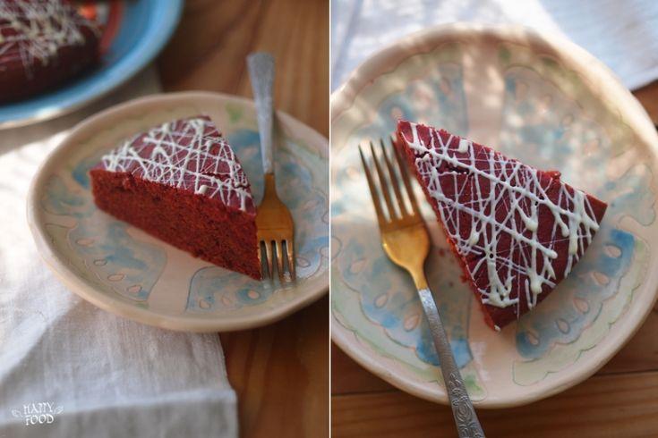 HAPPYFOOD - Свекольный кекс с пряностями