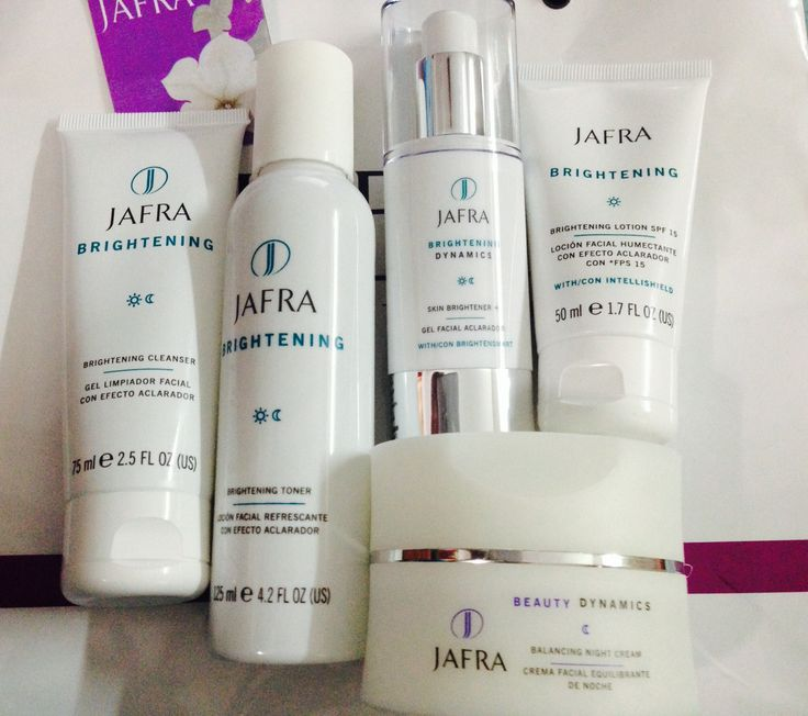 Bright and Beautiful Jafra Pamper Party