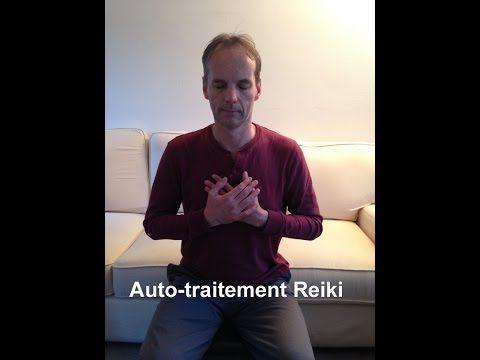 Auto-traitement Reiki - YouTube