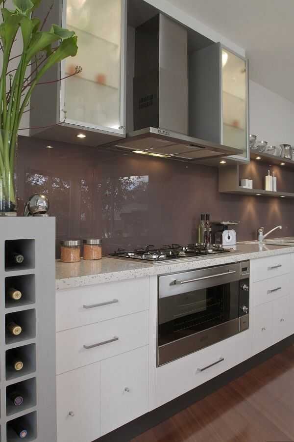 White Kitchen Grey Splashback 16 best neutral coloured splashbacks images on pinterest | kitchen