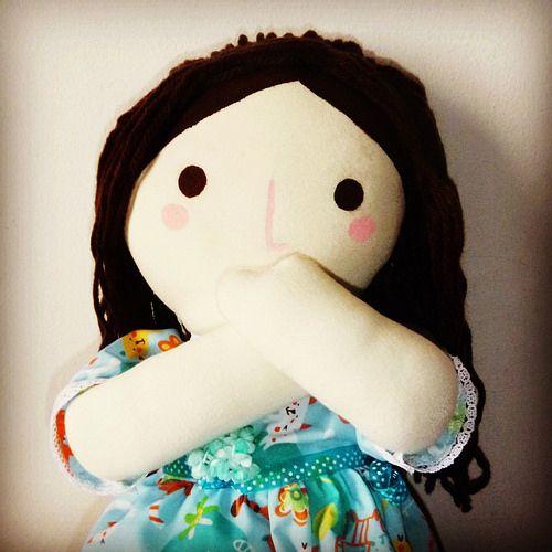 La Flaca | Rag doll