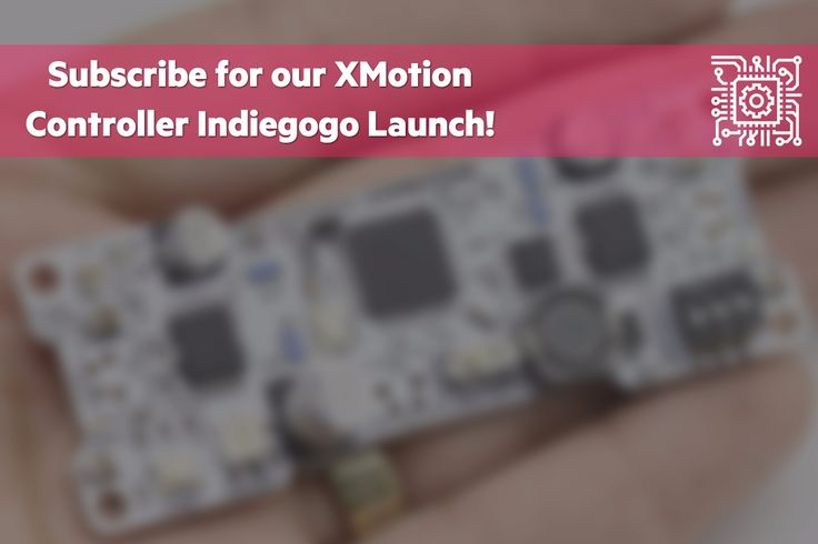 XMotion is coming! Register for XMotion Robot Controller Launch! http://x.jsumo.com/ In few days we will launch our newest controller XMotion for robotics. 🚀    Our aim was recreating Arduino, motor driver and interface circuits user focused. We succeded this at XMotion controller. There is no alternative to our controller at same size and easiness. Now, subscribe for a XMotion Controller news & updates with your email. HERE>> http://x.jsumo.com/