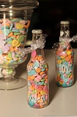 Soda Bottle Full of Love