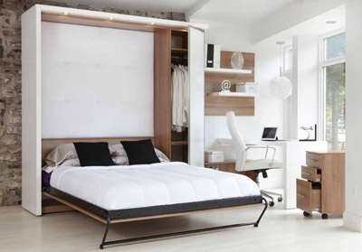 Lit Escamotable / Wall bed