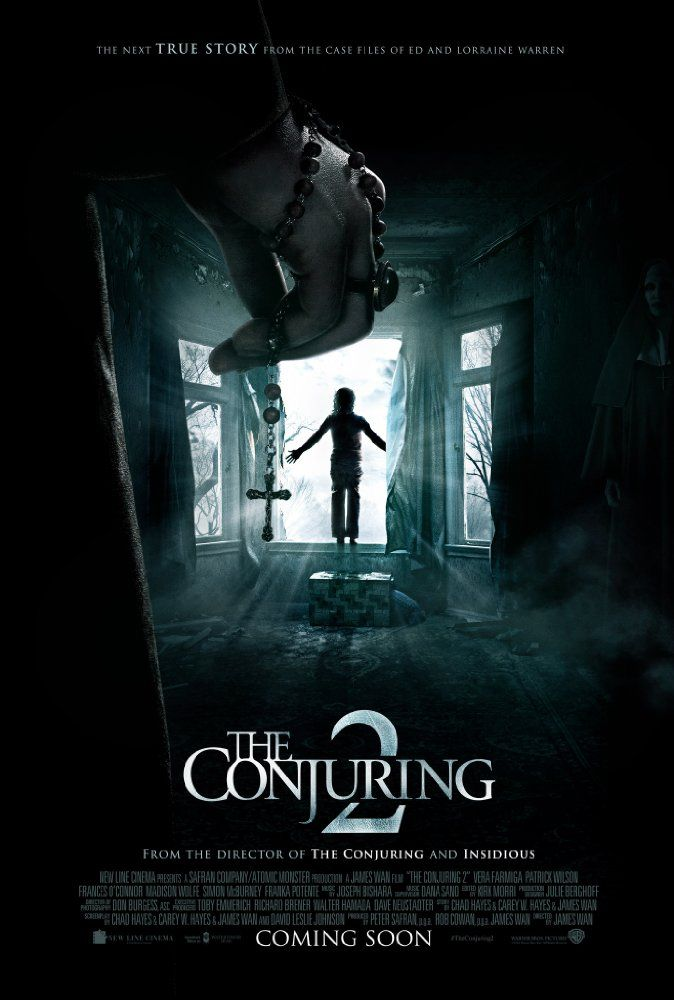The Conjuring 2 (2016) on IMDb: Movies, TV, Celebs, and more...
