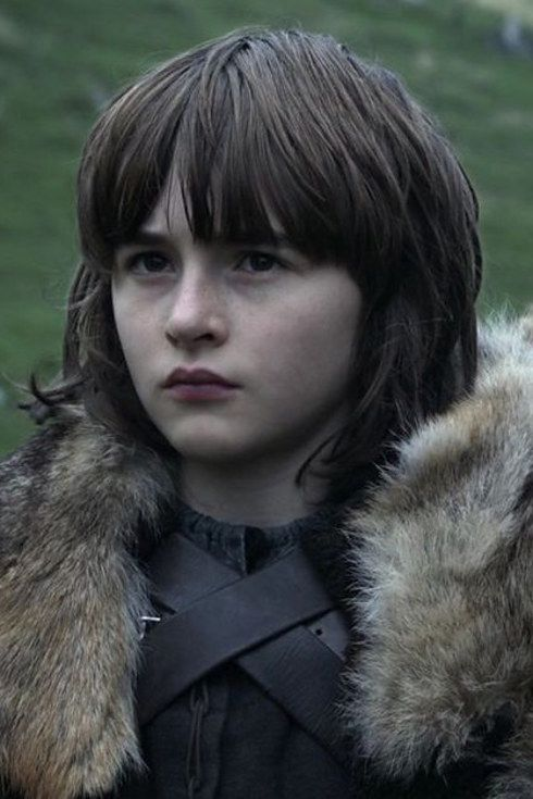 "Bran Stark | El reparto de ""Game Of Thrones"" en su primer episodio vs. su último episodio"
