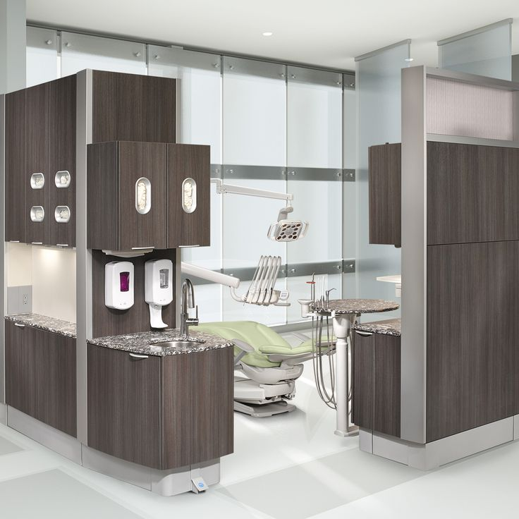 A Dec Inspire Dental Furniture. Featured Dental Office Decor: Skyline  Walnut And Vapor