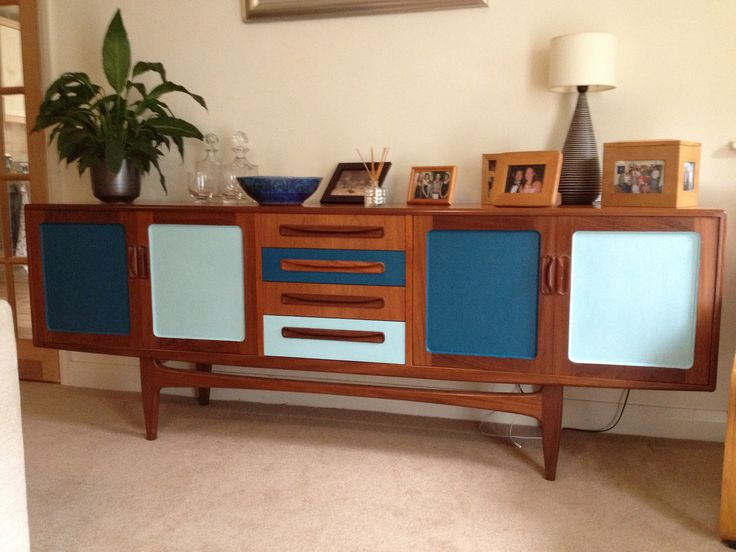 Upcycled Gplan Sideboard Gplan Upcycledfurniture
