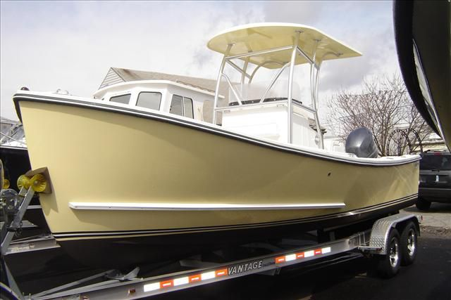 Boat Hull Colors 2013 Eastern Boats De 22 Hull Color Head Dual Bttrs Hard T Top Boat