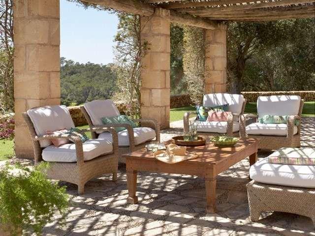Arredare Un Portico Nel 2019 Veranda Solarium Porch Decorating