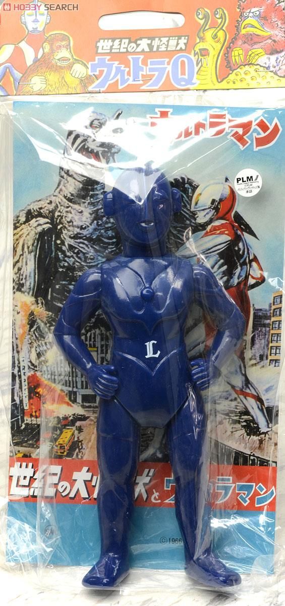 [Close] Pacific League x Ultraman 350 Sofubi Saitama Seibu Lions Ver (Completed) Item picture2