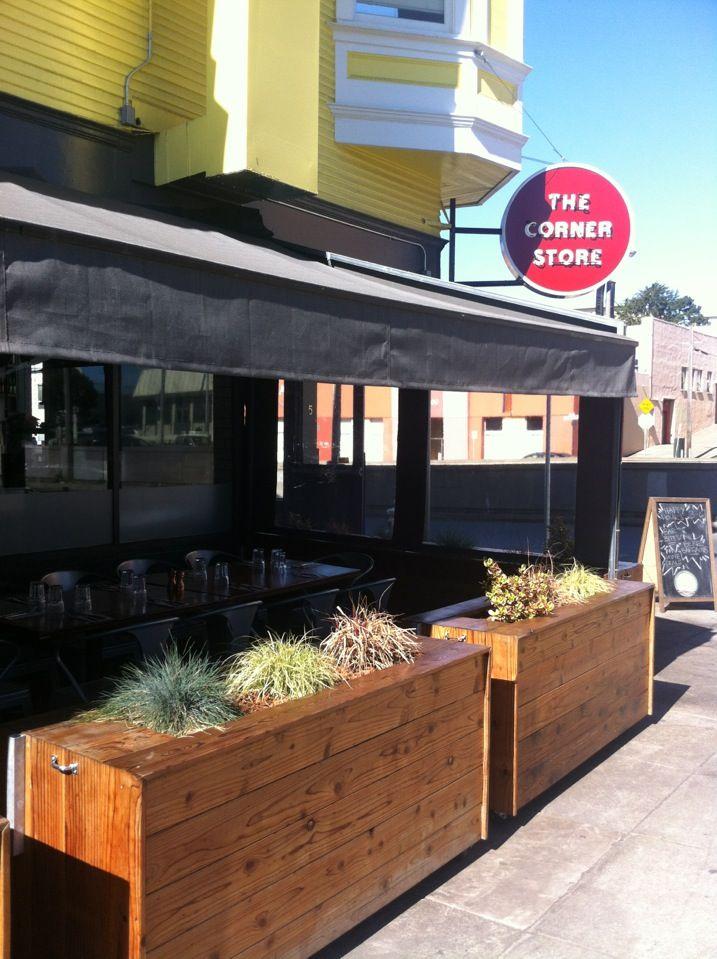 The Corner Store in San Francisco, CA Butterscotch Pudding