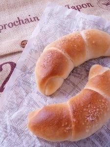 手捏ねで塩パン(ザルツシュタンゲン)