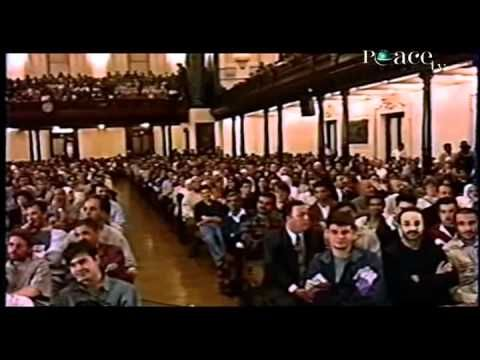 what makes good friday good ? lecture by ahmed deedat