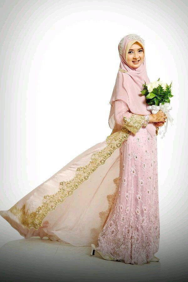Wedding Syar'i Dress