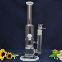 Percolator Water Bongs Free Shipping Glass Oil Pipes for Smoking Glass Bongs for Sale Glass Water Pipes Shisha Smoking Hookahs