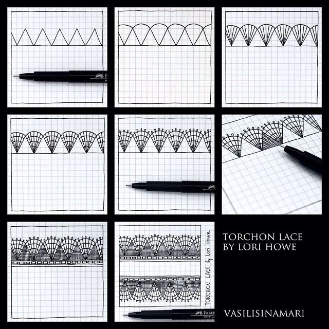 Iconosquare – Instagram webviewer ...Drawing, doodling, Zentangle, patterns ~ love Vasilisinamari