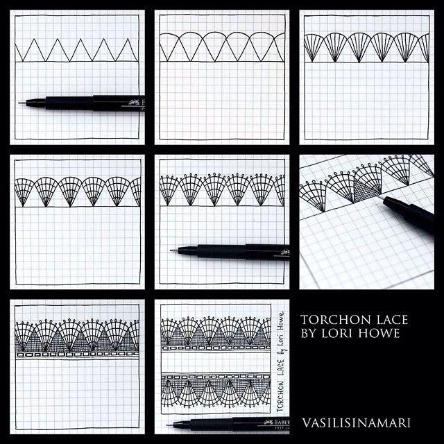 Iconosquare – Instagram webviewer ...Drawing, doodling, Zentangle, patterns ~ love Vasilisinamari