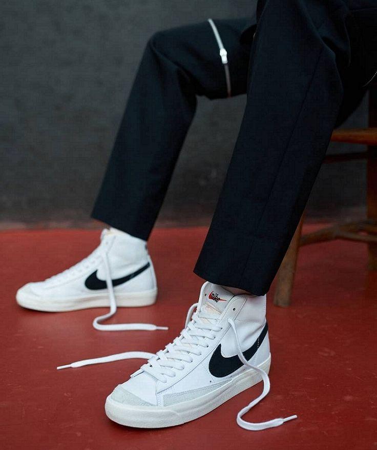 Sneaker style | #nike #style | Nike blazer, Sneakers fashion, Nike ...