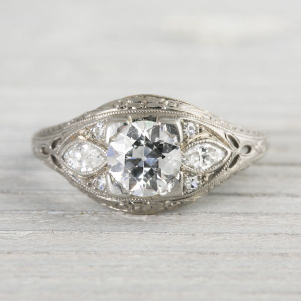 Awesome Vintage Weddings Rings With Back To Post Vintage Wedding Rings With Pictures