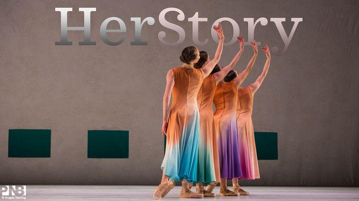 "Seattle, Nov 3: Pacific Northwest Ballet: ""Her Story"