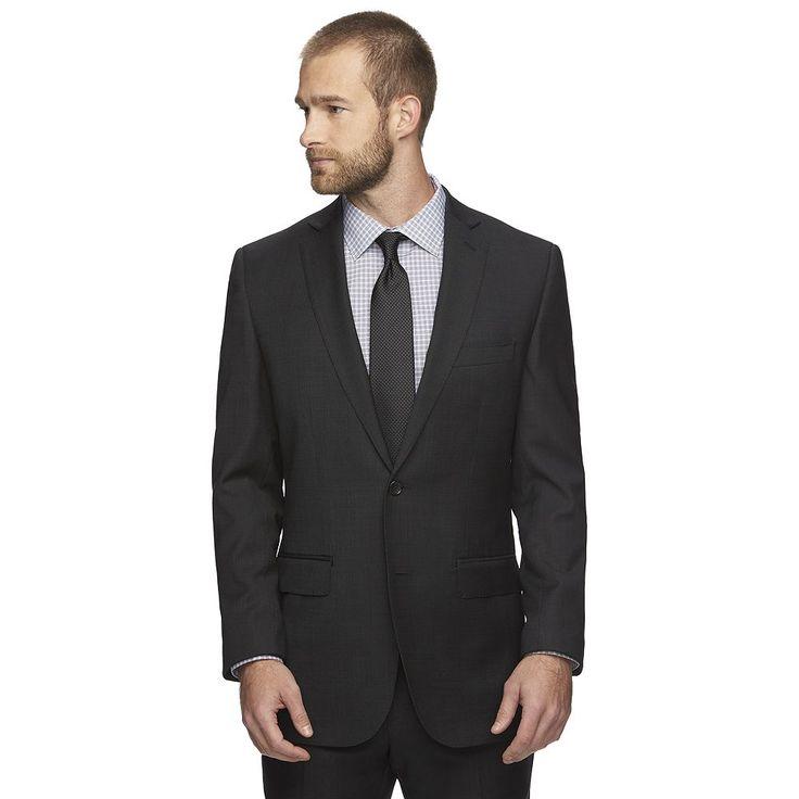 Men's Marc Anthony Extra Slim-Fit Suit Jacket, Size: 44 - regular, Black