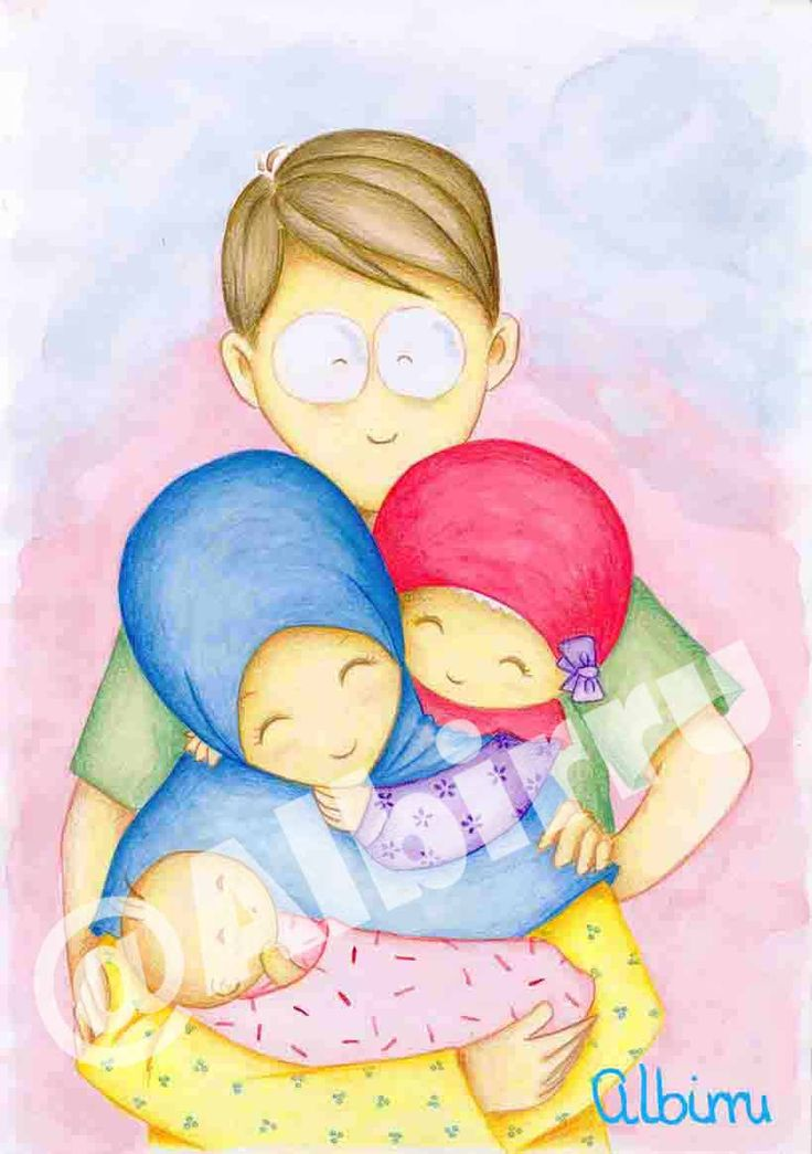 My Family by albirru.deviantart.com on @deviantART