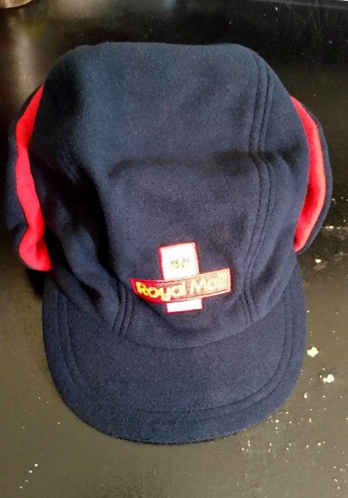 e2119dac0a6 Vintage UK Royal Mail Letter Carrier Uniform Cold Weather Cap Hat  fashion   clothing  shoes  accessories  uniformsworkclothing  hats (ebay link)