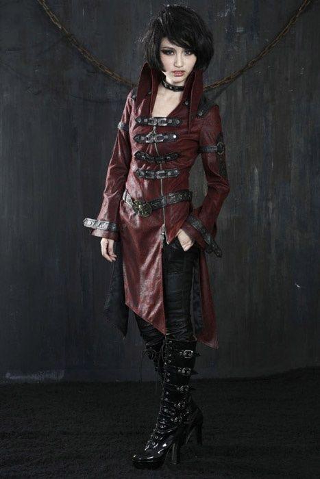 Les 19 meilleures images du tableau style vestimentaire type dramatique sur pinterest haute - Steampunk style vestimentaire ...