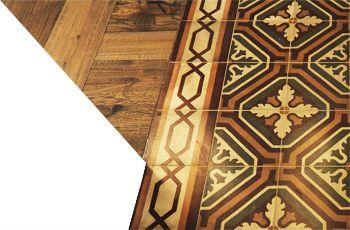 Appartamento TRVSL #tiles #floors