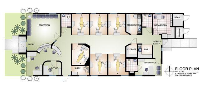 Dental Clinic Floor Plan Design Dental Clinic Floor Plan Design Floor Plan Zova Office Design Medical Office Interior Chiropractic Office Design Floor Plans