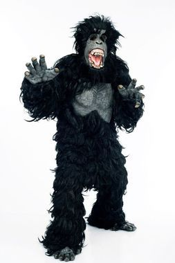 Gorilla Hairy Adult