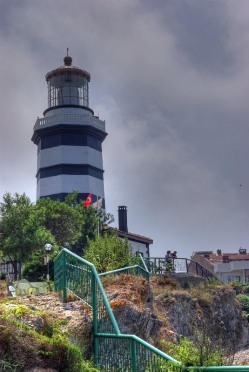 Şile deniz feneri, Şile lighthouse, Blacksea-İstanbul, pentax k10d, ozgur ozkok