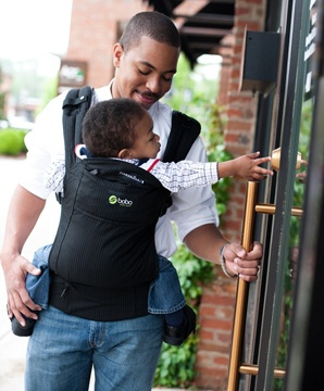 38 best images about babywearing dads on pinterest baby for Daddy carrier