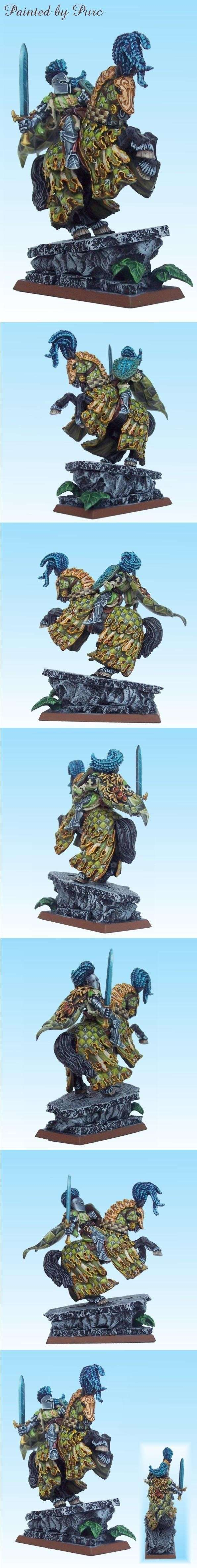 Bretonnian Green Knight