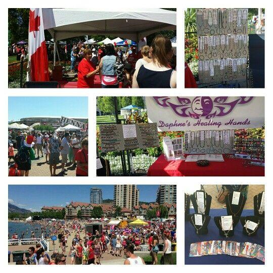 Canada Day Festival Kelowna BC