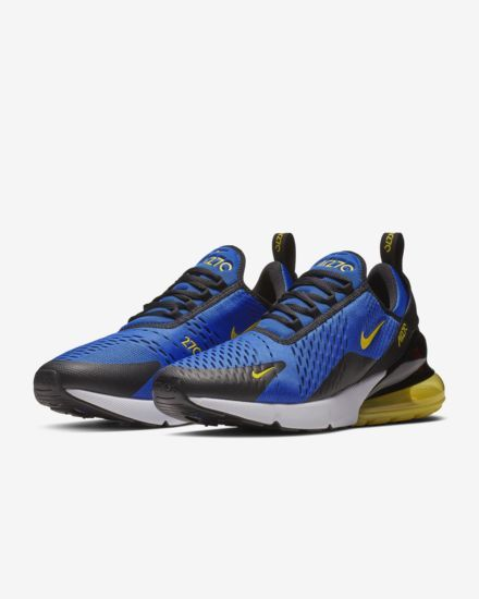 official photos 4eabf 1c23c The Nike Air Max 270 is inspired by 2 icons of big Air  the Air Max 180 and Air  Max 93. It features Nike s biggest heel Air unit yet for a soft ...