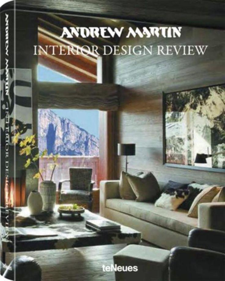 Buch Interior Design Review von Andrew Martin