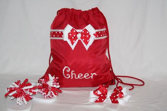 End of season gift - or gifts for the girls who go to comp...