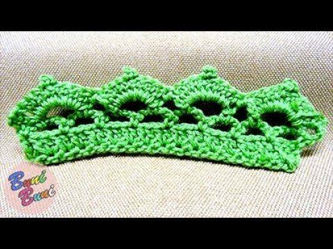 CROSETAT - Terminatie, bordura decorativa(Crochet edgings)