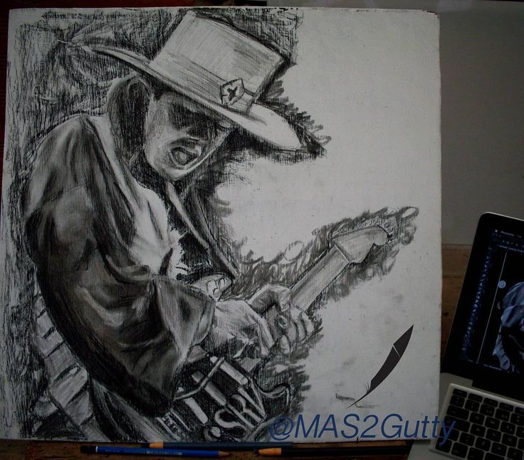 #sketch #1 ended  The King of Blues SRV Steve Ray Vaughan #steverayvaughan 👑🎸🎨 Lets Roll The paint Now!! #artist #illustration #blues  #galleries #interiordesigns #instaartist #artstudio #photooftheday #loveit #selfie #instadaily #picoftheday  #instacool #rock #music #genre #song #songs #melody #love #instagood  #goodmusic #instamusic #songwriter #cover #guitar
