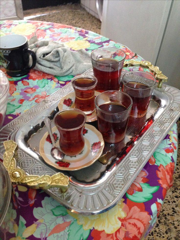 Afternoon tea :)