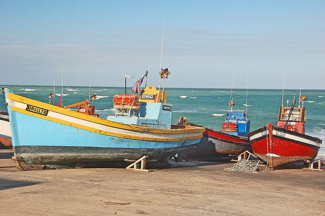 Boats Arniston by Kidzzzdoc, via Flickr