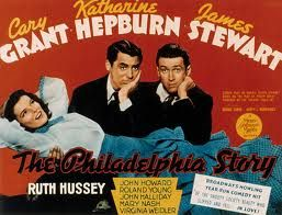 .: Movie Posters, Classic Movie, The Philadelphia Stories, Cary Grant, Katharine Hepburn, Classic Film, Favorite Movie, Stories 1940, James Stewart