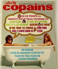 Revue SALUT les COPAINS n° 90 Michel Polnareff Johnny Hallyday Salvatore Adamo