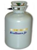 Bonbonne d'hélium GM 0,42 m3 avec détendeur