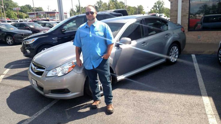 Thank you and congratulations Jeff Lavere on the purchase of your 2011 Subaru Legacy Limited from Steve Price at Duncan Ford Lincoln Mazda in Blacksburg Virginia! #DuncanFLM